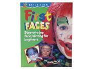 Snazaroo 1196020 First Faces Book