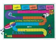 American Educational SR-1183 Living Mathematically - Steps To Success Game