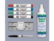 Magna Visual BCK-1 Board Cleaner and Marker Kit