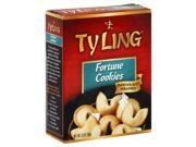 Ty Ling Fortune Cookies, 3.5 oz, Pack of 12