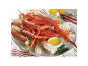 Lobster Gram KING4 4 LBS OF ALASKAN KING CRAB LEGS