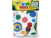 Crayola 69-0141 17-1/16 x 14 Crayola Art Smock