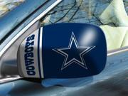 Fanmats 11875 NFL - 5.5 in. x8 in.  - NFL - Dallas Cowboys Small Mirror Cover