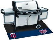 Fanmats 12160 MLB - Minnesota Twins Grill Mat