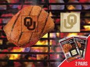 Fanmats 13146 University of Oklahoma   Fanbrand 2 Pack 9SIV06W2GS1711