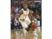 Tristar Productions I0017475 Daniel Gibson Autographed University Of Texas 8 X 10 Photo