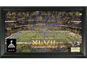 Highland Mint GRID139K Baltimore Ravens Super Bowl XLVII Champions Celebration Signature Gridiron 9SIV06W2JB0306
