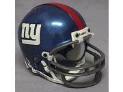 Riddell CD-9585559021 New York Giants Football Helmet - Mini Replica