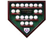 Powers Collectibles Philadelphia Phillies 19 Baseball Display Case- 99911341 9SIA00Y1834684