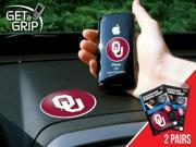 Fanmats 13052 University of Oklahoma Get a Grip 2 Pack 9SIV06W2JA4335