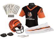 Franklin IF-FRA-15701F16-Y2 Cincinnati Bengals Deluxe Youth Uniform Set - Medium