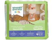 Seventh Generation 7 Gen Training Pnt 2T-3T 25 Ct, Pack of 4