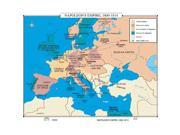 Universal Map 076255049X no.151 Napolean s Empire- 1800-1814