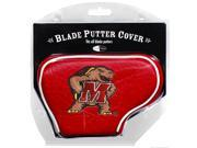 Team Golf TG-26001 Maryland Terps Blade Putter Cover