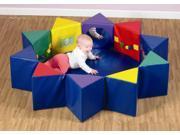 Childrens Factory CF332-392 Multi-Activity Pentagon Set 9SIV06W2J21630