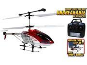 World Tech Toys 35850 Gyro Hercules Unbreakable 3.5CH Electric RTF RC Helicopter