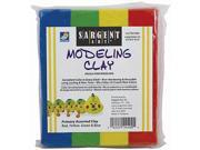 SARGENT ART  INC. SAR224400 SARGENT ART MODELING CLAY PRIMARY