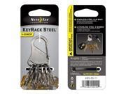 Key Rack Stainless Steel Silver