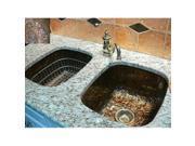 JSG Oceana 009-009-300 Crystal Reflections Undermount Kitchen Sink