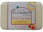 Bar Soap Hny Crisp Apple 8.8 OZ