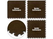 Alessco SFBN1232 SoftFloors Brown 12 x 32 Set
