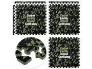 Image of Alessco SCHG0420 SoftCamo -Hunter Green -4 x 20 Set
