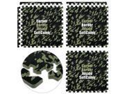Image of Alessco SCHG1428 SoftCamo -Hunter Green -14 x 28 Set