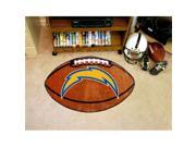FanMats San Diego Chargers Football Mat F0005850