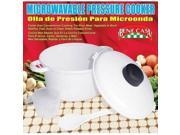 MBR Industries BC-16330 Easy Cooker Microwave Plastic P. Cooker