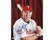 Jim Thome Autographed Philadelphia Phillies 8X10 Photo 9SIV06W2HX9320