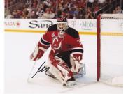 Martin Brodeur Autographed New Jersey Devils 8X10 Photo - 3X Stanley Cup Champion 9SIV06W2J73285