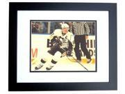 Sidney Crosby Autographed Pittsburgh Penguins 11X14 Photo Black Custom Frame 9SIV06W2J74663