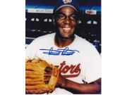 Minnie Minoso Autographed Chicago White Sox 8X10 Photo 9SIA1Z053A6224