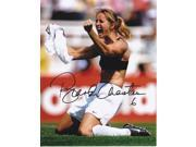 Brandi Chastain Autographed Soccer 8X10 Usa Gold Medal Bra Photo 9SIV06W2JB8175