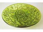 Evergreen Enterprises Birdbath Tree of Life Glass - Pack of 2 9SIAD245CX8378
