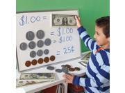 Educational Insights 3063 Big Money - Magnetic Coins