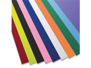 Flipside 32390 Orange Corrugated Sheet - Case of 25