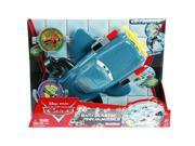 Mattel 07698-2 Disney Pixar Cars Bath Blastin Finn McMissile - Pack of 2