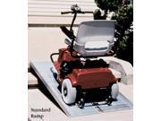 North Coast Medical NC85104 EZ-ACCESS Scooter and Wheelchair Suitcase Ramp 4 ft.