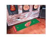 FANMATS 10381 Detroit Red Wings Putting Green Mat 9SIV16A66Y8817