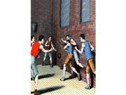 Getting Physical on the Basketball Court 12x18 Giclee On Canvas 9SIV06W2KB6589