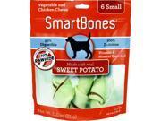 Petmatrix Smartbones Small 6 Pack Sweet Potato SBSP 02003