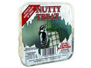 C And S Picture Label Suet 11.75 Ounce Nutty 2450559 Pack of 24