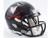 Virginia Cavaliers Riddell Speed Mini Football Helmet