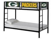 Imperial 901620 NFL Green Bay Packers Bunk Bed