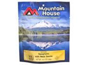 Mountain House 65210500 Freeze Dried Spaghetti with Meat Sauce Entre - 2 Servings