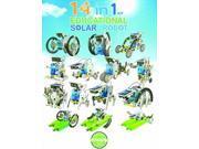 OWI Inc. OWI-MSK615 14 in 1 Educational Solar Robot
