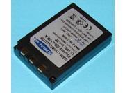 Ultralast CAM-L10B Replacement Sanyo DB-L10 Digital Camera Battery