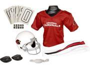 Franklin IF-FRA-15700F11-Y1 Arizona Cardinals Deluxe Youth Uniform Set - Small