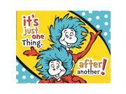 Eureka EU-837032 Dr Seuss One Thing After Another